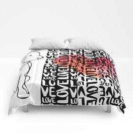 WEIM LOVE! Comforters