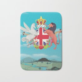 Royal Crest Bath Mat