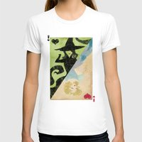 wicked T-shirts featuring Wicked by Serena Rocca