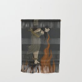 Stay cool, no matter what. Wall Hanging