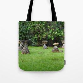 CHamoru Stones of Life Tote Bag