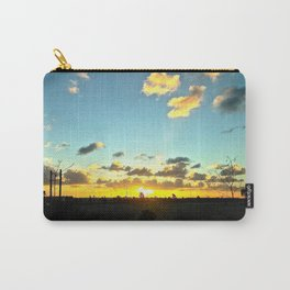 Corporate Sunset View Carry-All Pouch