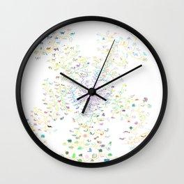 Evolution! Wall Clock