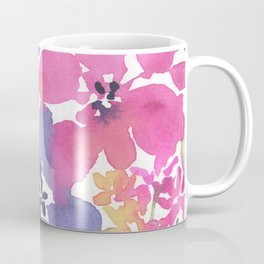 Pretty Poppy Patch Coffee Mug
