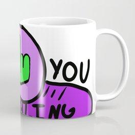 Earthling Colored Coffee Mug