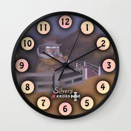 La mano de Iwanaga Wall Clock