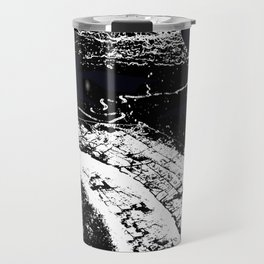 Midnight Over The Mouth Of The Mekong Travel Mug