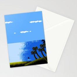 FARAWAY BEACH Stationery Cards