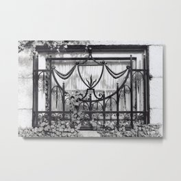 a window in providence Metal Print