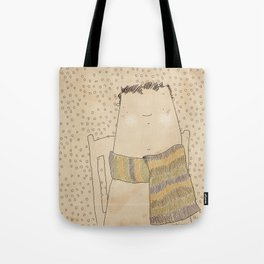 "Mario. ""Bufandas"" Collection Tote Bag"