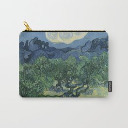 The Olive Trees Carry-All Pouch