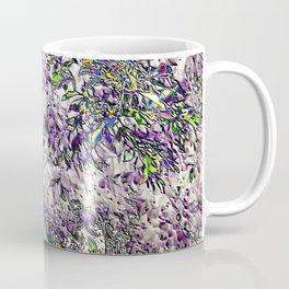 Emanating high vibrational violet energy Coffee Mug
