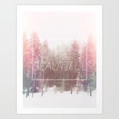 More Than Art Print