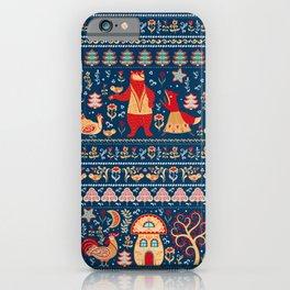 Fairytale Story. iPhone Case