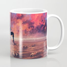 CANCER from the Dancing Zodiac Coffee Mug