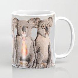 The Five Koalas Coffee Mug