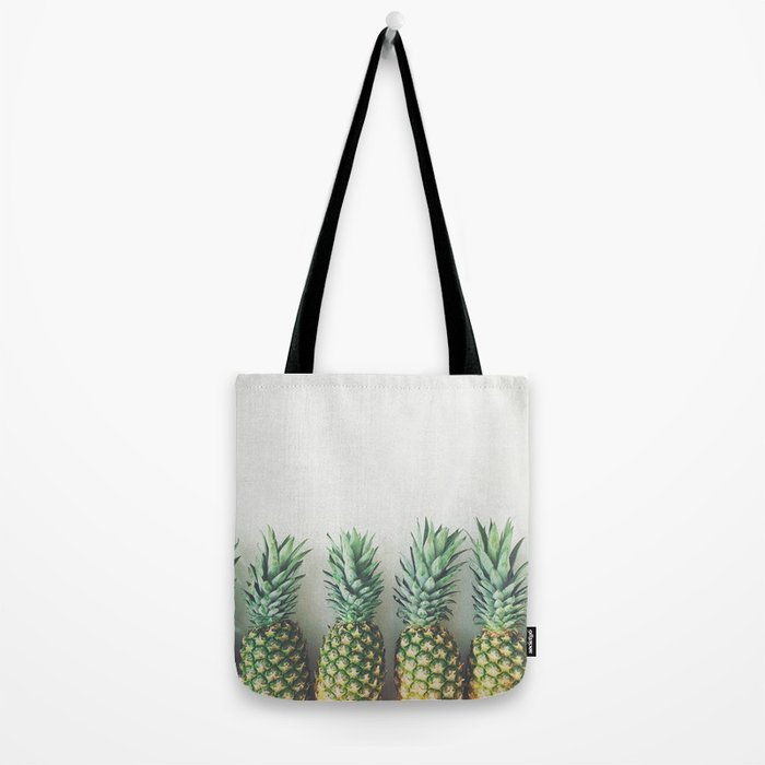 It's All About the Pineapple Tote Bag