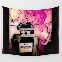 Edgy Take on a Classic Wall Tapestry