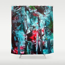 AutumnRain Shower Curtain