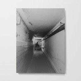 Stasi Imprisonment   Metal Print