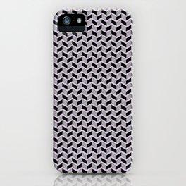 Gridded iPhone Case