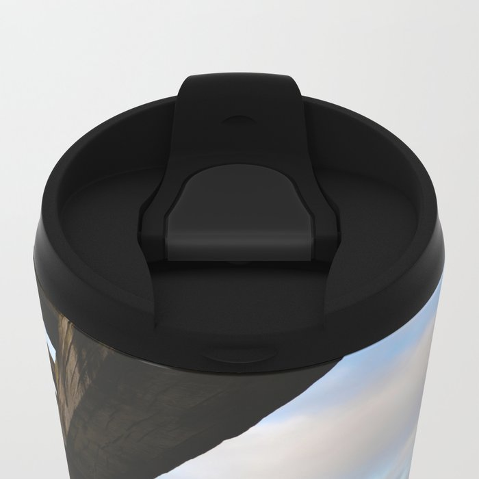 The Bridge Metal Travel Mug
