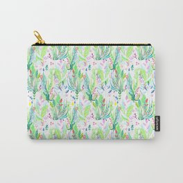 Plants In My Garden Carry-All Pouch