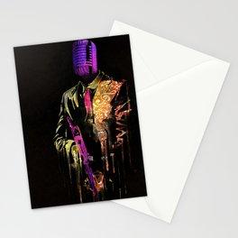 Mafia Music Stationery Cards