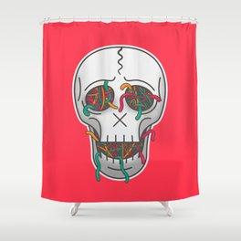 Innards Shower Curtain