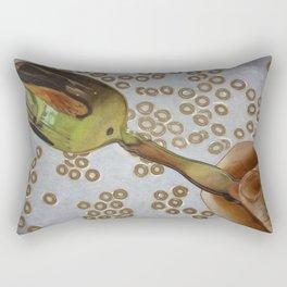 Cheerios Rectangular Pillow