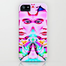 Glamour Gal iPhone Case