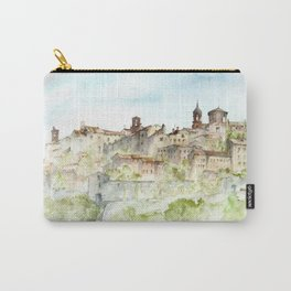 Lucignano, Italy Carry-All Pouch