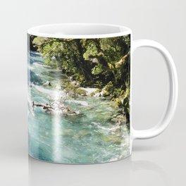 Lake Marian, New Zealand Coffee Mug