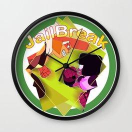 Jailbreak Wall Clock