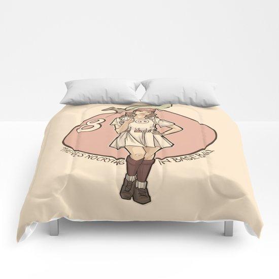 Queen of Diamonds Comforters