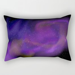 Spacey space Rectangular Pillow