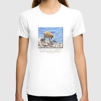 ryan gosling T-shirts featuring Gosling by Heidi Fairwood