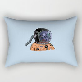 Sea Astronaut Rectangular Pillow