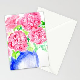 Old Garden Roses Stationery Cards