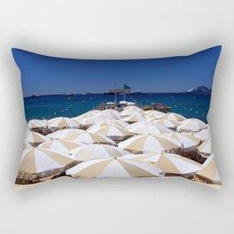Shady Cannes Rectangular Pillow