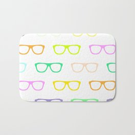 Colorful Specs Bath Mat