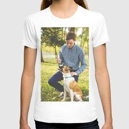 Dog by Zach Lucero T-shirt