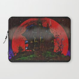 There Was a Crooked House - 055 Laptop Sleeve