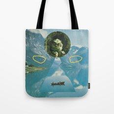 Owl Eyes Tote Bag