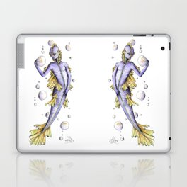 Mermaid 6 Laptop & iPad Skin