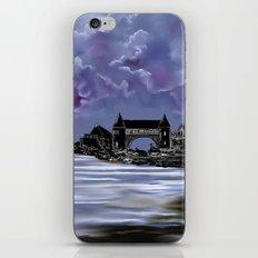 Narragansett Historic Towers -built in 1888 iPhone & iPod Skin