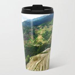 DRAGON'S BACKBONE // Longji Rice Terraces Travel Mug
