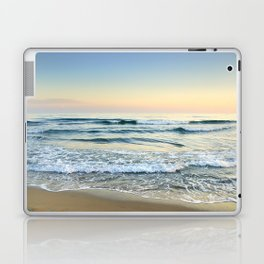 Serenity sea. Vintage Laptop & iPad Skin