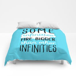 Some Infinities - The Fault In Our Stars Comforters