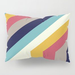 Back to 70's Pillow Sham